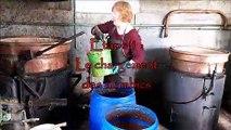 La distillation en  4 étapes avec Anne Méan à Nicey