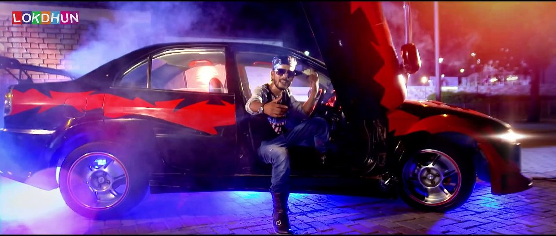 Krazie Monsta - Gaddi Modify ● Latest Punjabi Song 2016 ● Lokdhun Virsa