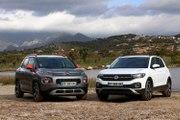 Comparatif - Volkswagen T-Cross vs Citroën C3 Aircross