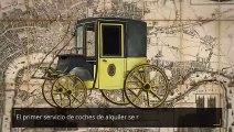La historia del nacimiento del taxi en el siglo XIX