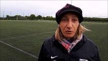 Les footballeuses de Châtenoy se préparent pour le barrage d'accession