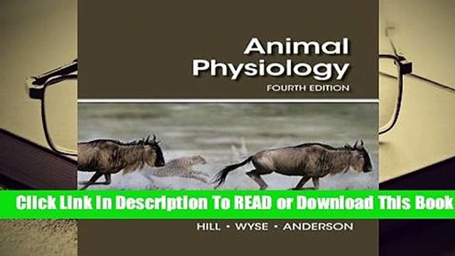 Full E-book Animal Physiology  For Kindle
