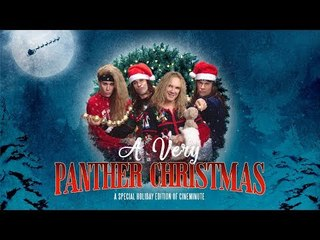 """Steel Panther TV presents: Cineminute """"A Very Panther Christmas"""""""