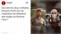 Les deux Français enlevés au Bénin libérés par l'armée française, deux militaires tués dans l'opération
