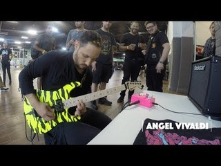 Angel Vivaldi Takes The Pussy Melter for a Test Drive!