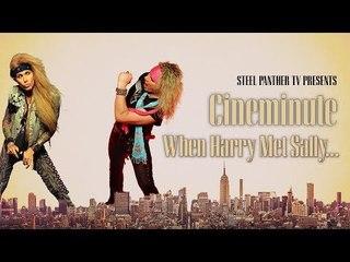 "Steel Panther TV presents: Cineminute ""When Harry Met Sally"""
