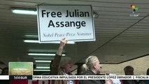 Entre Fronteras: Wikileaks y Julian Assange