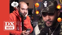 Joyner Lucas Accuses Peter Rosenberg Of Texting Throughout Real Late Interview