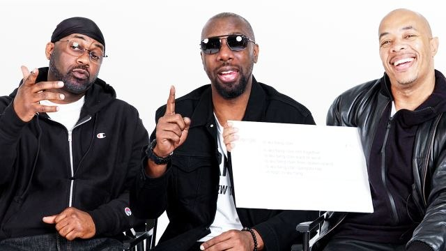 Wu-Tang Clan Answer the Web's Most Searched Questions