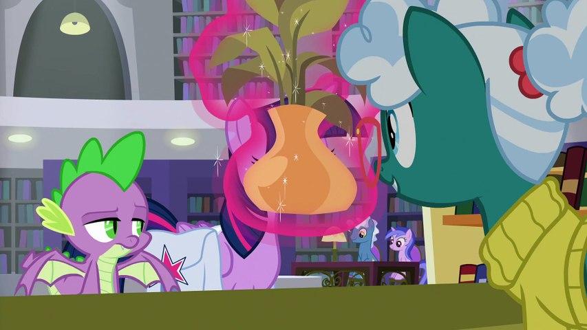 My Little Pony L'amicizia è Magica [Stagione 9] [Episodio 5] Perfezione: Obiettivo irraggiungibile [1080p] [COMPLETO]