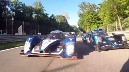 2019 4 Hours of Monza - Travelling shots with ELMS legends!