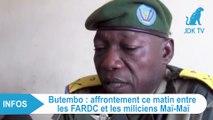 RDC: Affrontements entre les FADRC et les miliciens Maï-Maï dans la région de Butembo