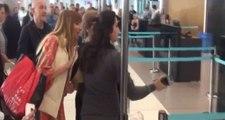 Havalimanı Personeline Hakaret Eden Kadın İçin Karar Verildi