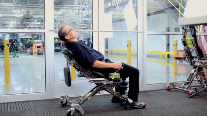 This Is The Ultimate Mechanics Chair