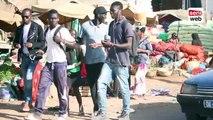 Occupation anarchique a Dakar