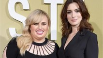 Anne Hathaway and Rebel Wilson think sexism contributed to The Hustle's R-rating