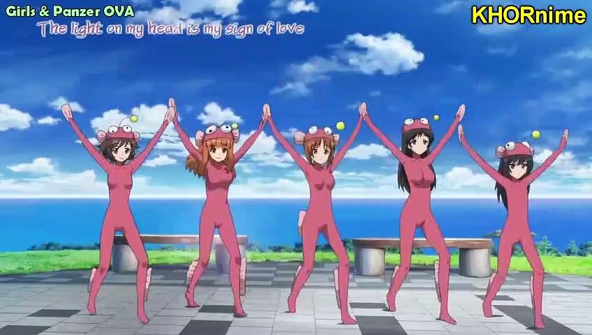 KAWAII Anime Dances That Can Cure Depression 2.0 | 最高にかわいいアニメのダンス