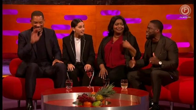 The Graham Norton Show - S52E06 - Will Smith, Naomi Scott, Kevin Hart, Octavia Spencer, Shakespears Sister - May 10, 2019 || The Graham Norton Show (10/05/2019)