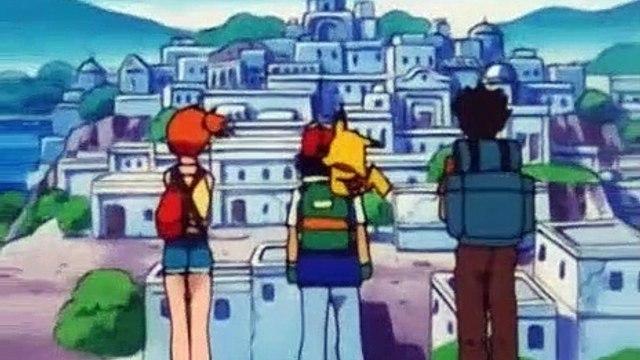 Pokemon Season 4 Episode 40 The Art Of Pokemon