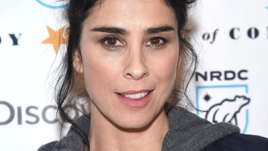 [BAM]! Comedian Sarah Silverman Tits Exposed • Page 3