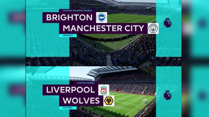 Premier League Title Race Final Day 2018-19 - Man City & Liverpool - CPU Prediction