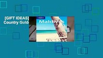 [GIFT IDEAS] Maldives (Lonely Planet Country Guides) by Tom Masters