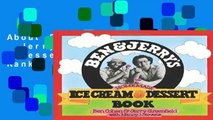 About For Books  Ben   Jerrys Ice Cream   Dessert  Best Sellers Rank : #5