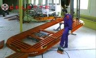Car frame machine CELETTE VEGAMAX, car frame rack, car measuring system, car universal jig syste