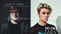 Ed Sheeran & Justin Bieber - I Don't Care official song 2019