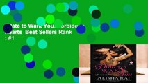 Hate to Want You: Forbidden Hearts  Best Sellers Rank : #1