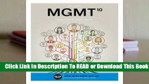 Online Mgmt (with Mgmt Online, 1 Term (6 Months) Printed Access Card)  For Kindle