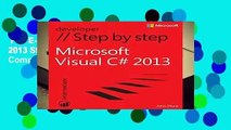 Full E-book  Microsoft Visual C# 2013 Step by Step (Step by Step (Microsoft)) Complete