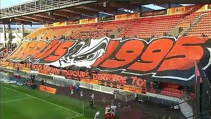 Le résumé de la rencontre FC Lorient - Sochaux (0-0) 18-19