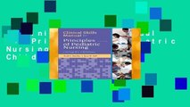Clinical Skills Manual for Principles of Pediatric Nursing: Caring for Children  Best Sellers
