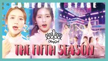 [Comeback Stage] OH MY GIRL  - The fifth season(SSFWL),  오마이걸 - 다섯 번째 계절 (SSFWL)    show Music core 20190511