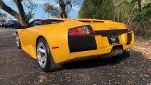 The Lamborghini Murcielago Roadster Is the Last Old-School Lambo