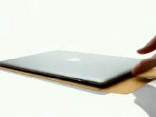 Apple : Publicité MacBook Air