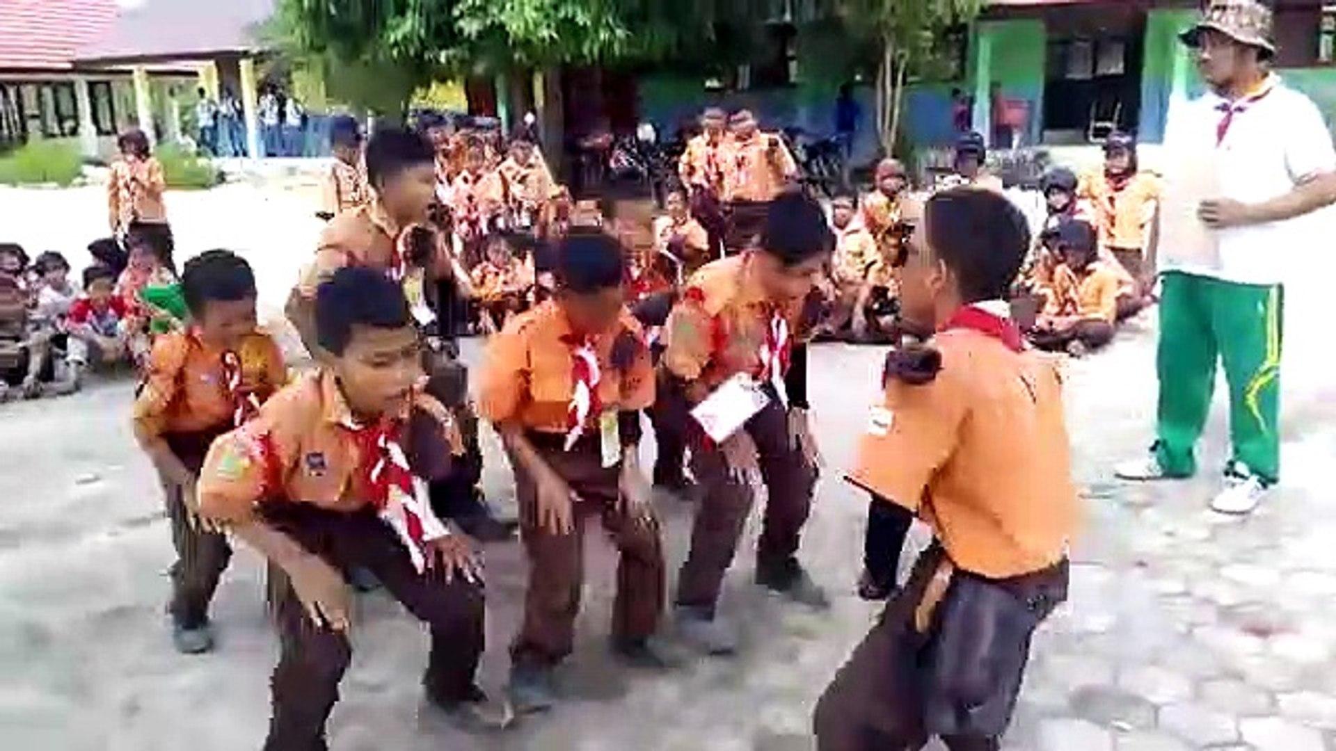 Yel Yel Pramuka Keren Dan Lucu SDN 4 Subulussalam Aceh