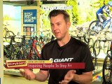 Cycling helps you keep fit & live a healthy lifestyle, says Brett Lee