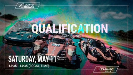 REPLAY - 4 Hours of Monza 2019 - Qualifying Sessions