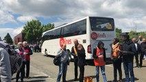 1200  supporters du MSB en route pour la finale de la Coupe de France à Paris