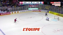 La France s'incline d'entrée face au Danemark - Hockey sur glace - Mondiaux
