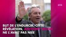 """Alain Delon : son fils Alain-Fabien choqué après la diffusion de """"Un jour, un destin"""""""