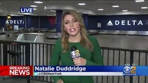 Delta Air Lines Flight Lands Safely After Tumult Caused By Woman