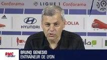 """OL : L'arrivée de Juninho (au poste de directeur sportif) ne peut être que """"bénéfique"""" affirme Genesio"""