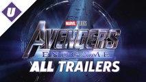 Avengers: Endgame - Every Trailer And TV Spot
