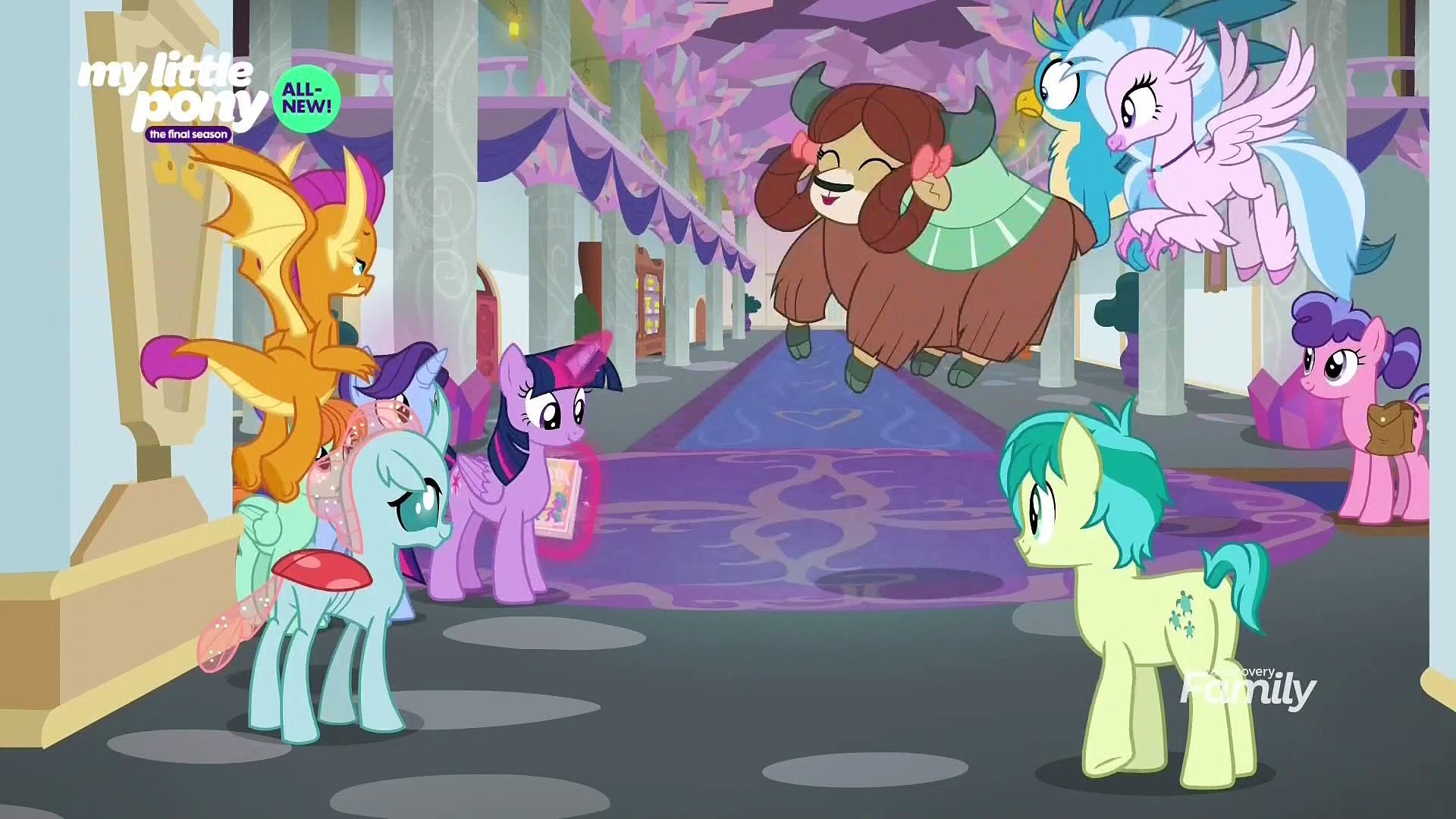 My Little Pony: Friendship is Magic 907 – She's All Yak