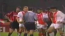 Ajax 2:0 AC Milan ● Group D Champions League 1994-95 ● Second Half