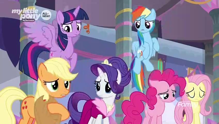 My Little Pony: Friendship is Magic S 9 E 7 – She's All Yak || My Little Pony: Friendship is Magic S09 E07