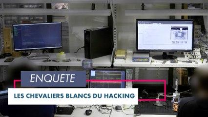 Les chevaliers blancs du hacking - Bonsoir ! du 11/05